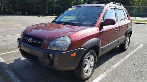 2007 Hyundai Tucson for sale in North Chesterfield, VA