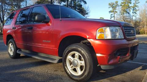2004 Ford Explorer for sale in North Chesterfield, VA