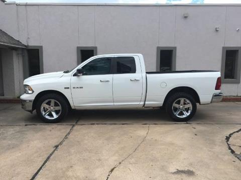 2010 Dodge Ram Pickup 1500 for sale in Tulsa, OK