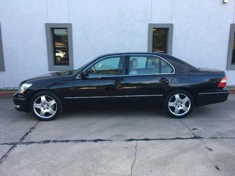 2005 Lexus LS 430 for sale in Tulsa, OK