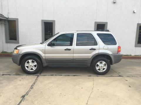 2001 Ford Escape for sale in Tulsa, OK