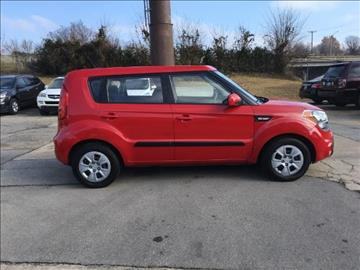 2013 Kia Soul for sale in Tulsa, OK