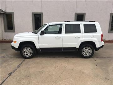 2012 Jeep Patriot for sale in Tulsa, OK