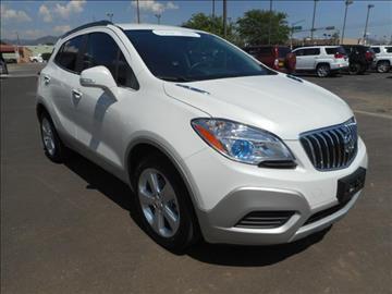 2015 Buick Encore for sale in Santa Fe, NM