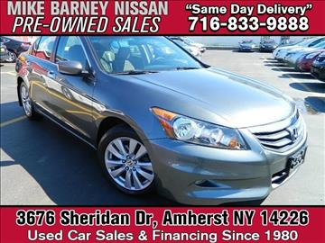 2011 Honda Accord for sale in Amherst, NY
