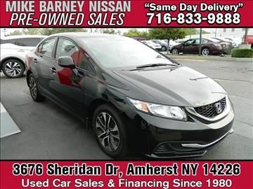 2013 Honda Civic for sale in Amherst, NY