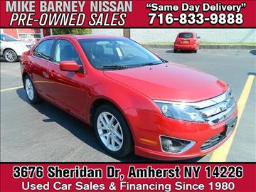 2011 Ford Fusion for sale in Amherst, NY