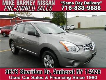 2011 Nissan Rogue for sale in Amherst, NY