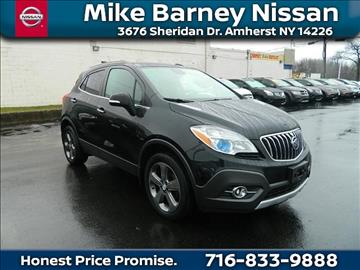 2014 Buick Encore for sale in Amherst, NY