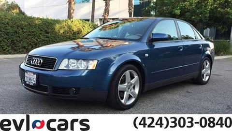 2004 Audi A4 for sale in Van Nuys, CA
