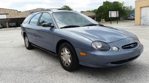 1999 Ford Taurus for sale in San Antonio, TX