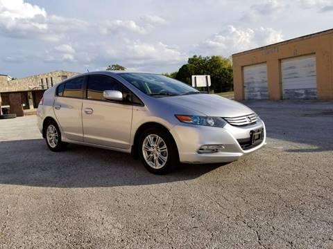 2010 Honda Insight for sale in San Antonio, TX