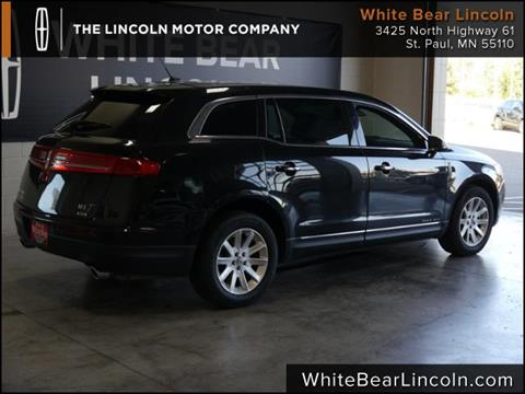 2015 Lincoln MKT Town Car for sale in White Bear Lake, MN