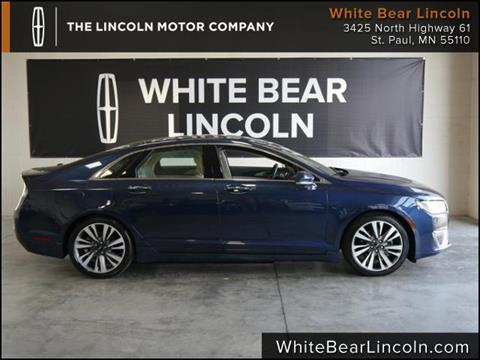 2017 Lincoln MKZ for sale in White Bear Lake, MN