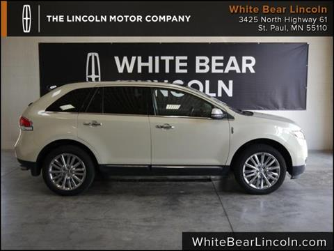 2015 Lincoln MKX for sale in White Bear Lake, MN