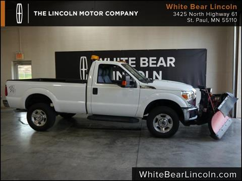 2015 Ford F-350 Super Duty for sale in White Bear Lake, MN