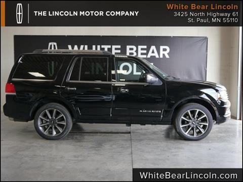 2017 Lincoln Navigator for sale in White Bear Lake, MN