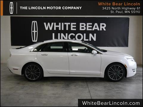 2016 Lincoln MKZ Hybrid for sale in White Bear Lake, MN