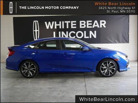 2018 Honda Civic for sale in White Bear Lake, MN