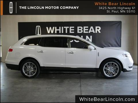 2019 Lincoln MKT for sale in White Bear Lake, MN