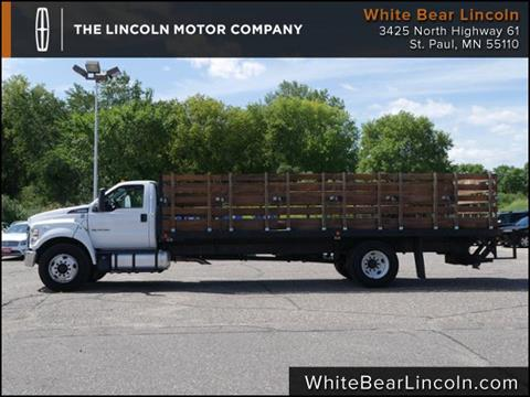 2016 Ford F-650 Super Duty for sale in White Bear Lake, MN