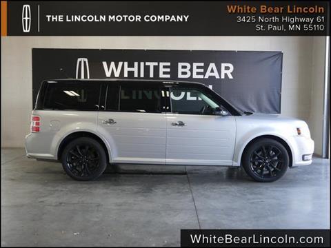 White Bear Lake Ford >> 2019 Ford Flex For Sale In White Bear Lake Mn