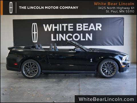 2012 Ford Shelby GT500 for sale in White Bear Lake, MN