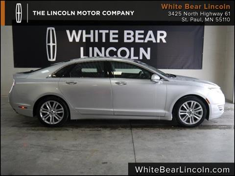 2016 Lincoln MKZ for sale in White Bear Lake, MN