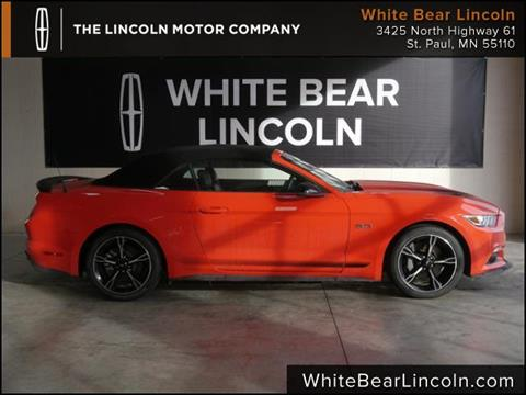 2016 Ford Mustang for sale in White Bear Lake, MN
