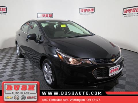2018 Chevrolet Cruze for sale in Wilmington, OH