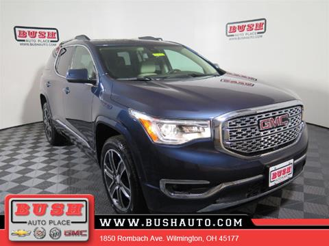 2018 GMC Acadia for sale in Wilmington, OH