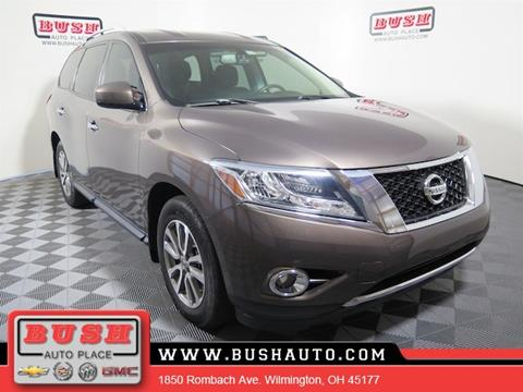 2015 Nissan Pathfinder for sale in Wilmington, OH