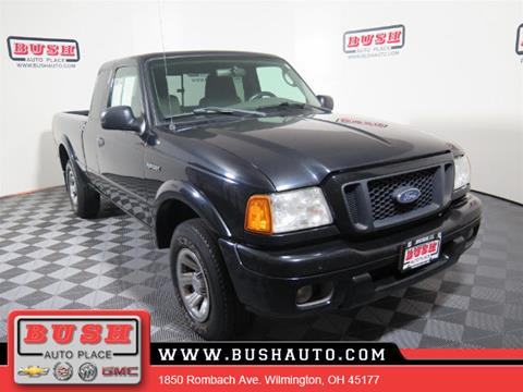 2005 Ford Ranger for sale in Wilmington, OH