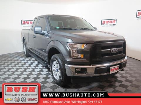 2017 Ford F-150 for sale in Wilmington, OH