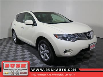 2010 Nissan Murano for sale in Wilmington, OH