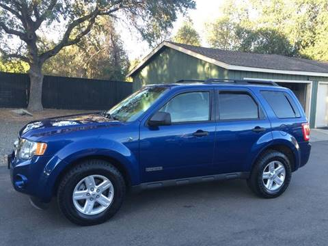 2008 Ford Escape Hybrid for sale in Auburn, CA