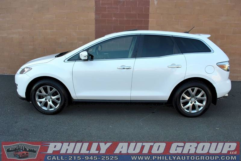 2009 mazda cx-7 awd grand touring 4dr suv in levittown pa - philly