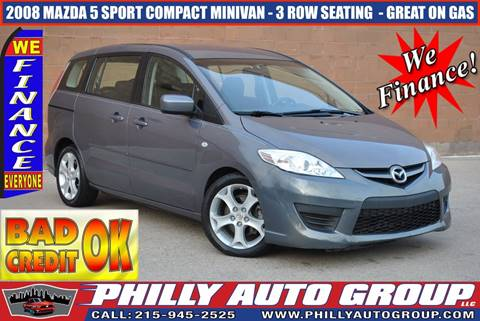 2008 Mazda MAZDA5 for sale in Levittown, PA