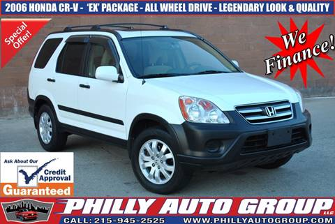 2006 Honda CR-V for sale in Levittown, PA
