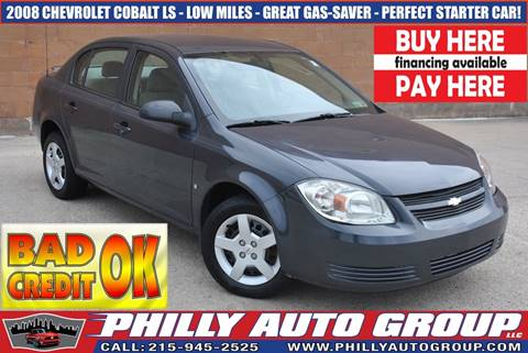 2008 Chevrolet Cobalt for sale in Levittown, PA