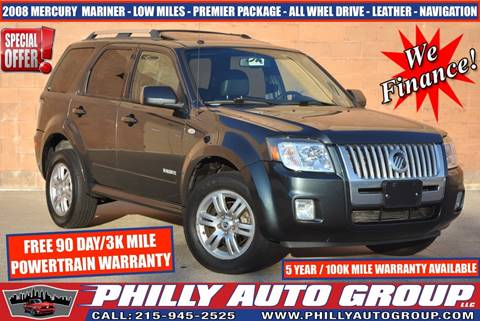 2008 Mercury Mariner for sale in Levittown, PA