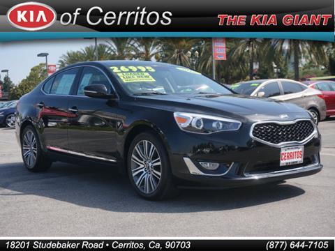 2016 Kia Cadenza for sale in Cerritos, CA