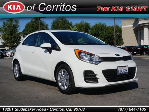 2017 Kia Rio5 for sale in Cerritos, CA