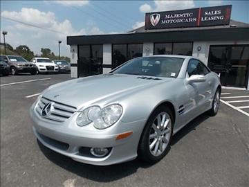 2007 Mercedes-Benz SL-Class for sale in Spring, TX