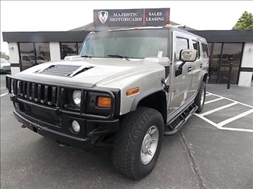 2004 HUMMER H2 for sale in Spring, TX