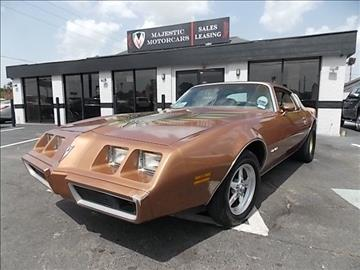 1979 Pontiac Firebird for sale in Spring, TX