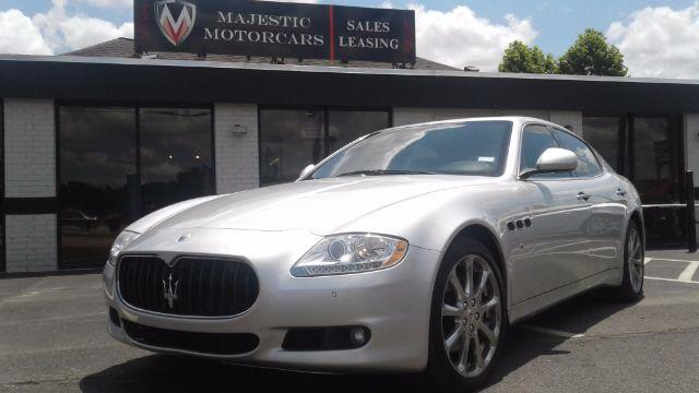 2009 Maserati Quattroporte In Houston TX - Majestic Motorcars