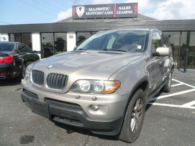 2005 BMW X5 3.0i In Houston TX - Majestic Motorcars