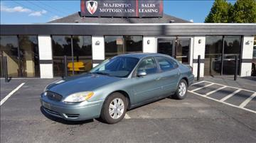 2005 Ford Taurus for sale in Spring, TX