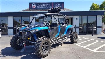2015 Polaris RZR for sale in Spring, TX